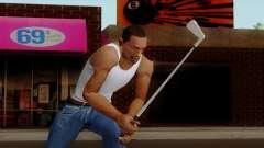 Original HD Golf Club para GTA San Andreas
