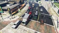 Realista, llenando las calles y carreteras 8GBRA