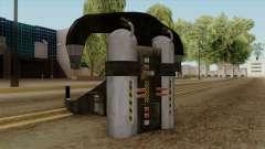 Original HD Jetpack para GTA San Andreas