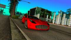 Aston Martin One-77 para GTA Vice City