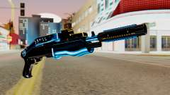 Fulmicotone Shotgun para GTA San Andreas