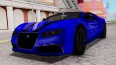 GTA 5 Truffade Adder Convertible