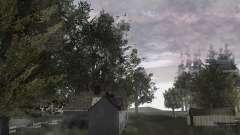 Los árboles de WarFace