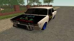 VAZ 2105 AC v2.0 para GTA San Andreas