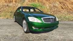 Mercedes-Benz S500 W221 v0.3.1 [Alpha]