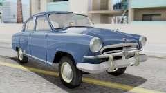 GAZ 21 Volga v1 para GTA San Andreas