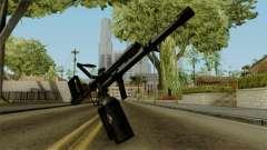 Original HD Flame Thrower para GTA San Andreas