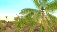 Árboles de palma de Crysis