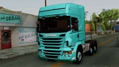 Scania R Topline