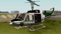 Bell UH-1N NAJA para GTA San Andreas