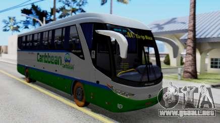 Marcopolo Bus Caribbean Travel para GTA San Andreas