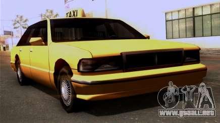 Taxi Kuruma 0.9 para GTA San Andreas