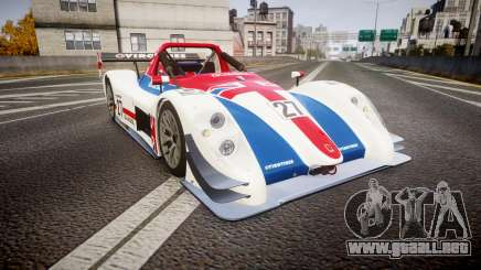 Radical SR8 RX 2011 [27] para GTA 4