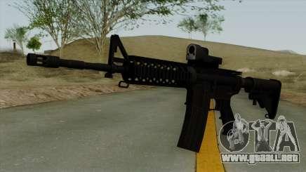 AR-15 Trijicon para GTA San Andreas