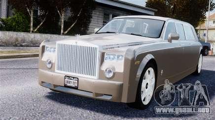 Rolls-Royce Phantom LWB para GTA 4