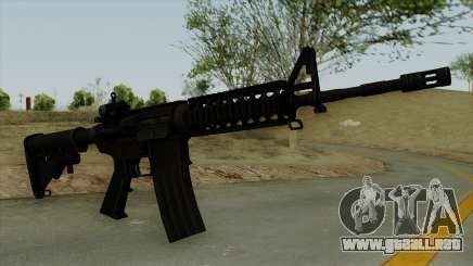 AR-15 Ironsight para GTA San Andreas