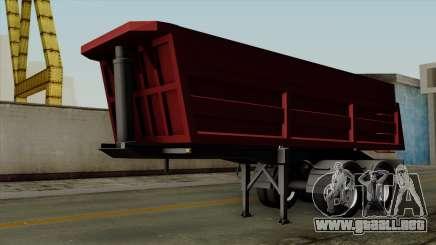 Trailer Dumper para GTA San Andreas