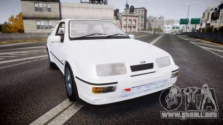 Ford Sierra RS500 Cosworth para GTA 4