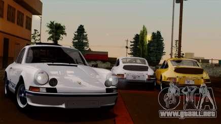 Porsche 911 Carrera RS 2.7 Sport (911) 1972 HQLM para GTA San Andreas