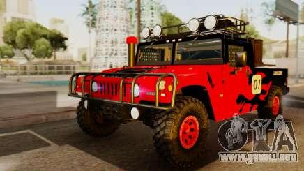 Hummer H1 1993 Baja Edition para GTA San Andreas