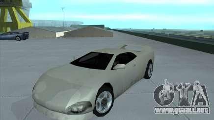 GTA 3 Infernus SA Style para GTA San Andreas