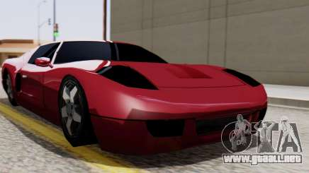 Bala Al_Piso para GTA San Andreas