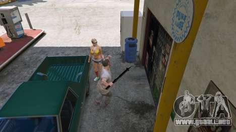 GTA 5 La estrella de la mañana desde El Último Vestigi cuarto captura de pantalla