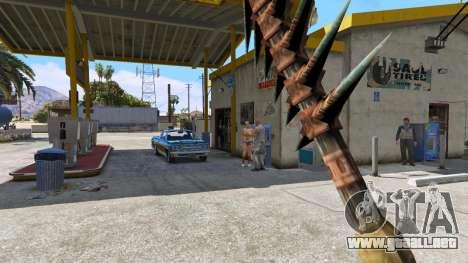 GTA 5 La estrella de la mañana desde El Último Vestigi tercera captura de pantalla