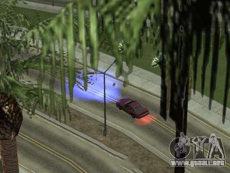Xenon 2.0 para GTA San Andreas tercera pantalla