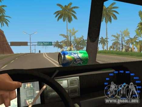 Boxville Sprite para la visión correcta GTA San Andreas