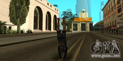 60 Animations v2.0 para GTA San Andreas