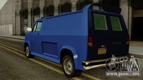 Burrito from Vice City Stories para GTA San Andreas left