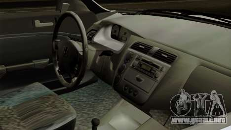 Honda Civic 2005 para la visión correcta GTA San Andreas