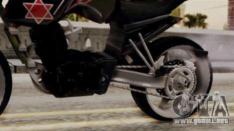Byson Street Fighter para la visión correcta GTA San Andreas