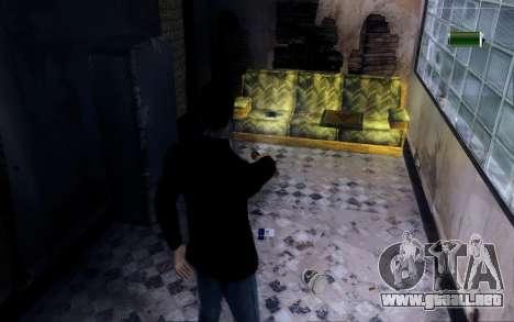 Linterna para GTA San Andreas segunda pantalla
