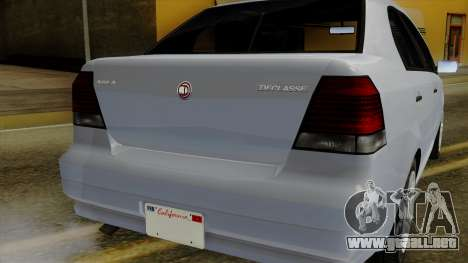 GTA 5 Asea DeClasse v2 IVF para la visión correcta GTA San Andreas