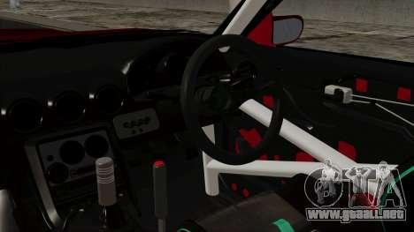 Nissan Silvia Odyvia para la visión correcta GTA San Andreas