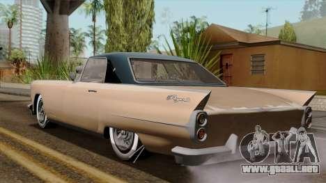 Vapid Peyote Bel-Air para GTA San Andreas left