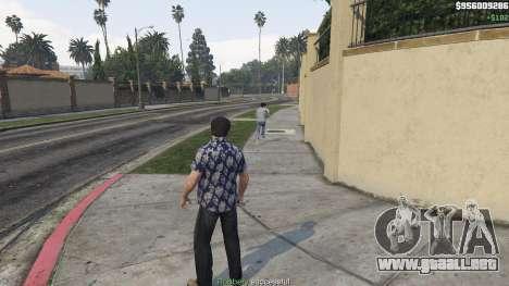 GTA 5 Rob & Sell Drugs 1.1 segunda captura de pantalla