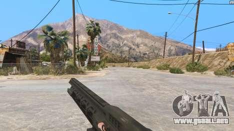El railgun de Battlefield 4 para GTA 5