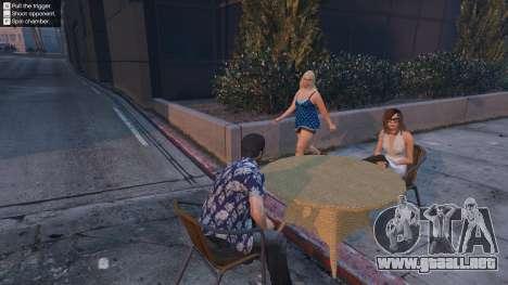 GTA 5 La ruleta rusa tercera captura de pantalla