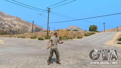 GTA 5 Martillo de Shao Kahn de Mortal Kombat segunda captura de pantalla