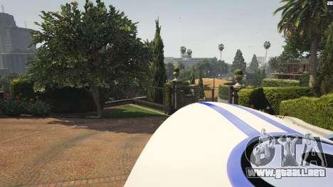 GTA 5 Lazer Team Cannon quinta captura de pantalla