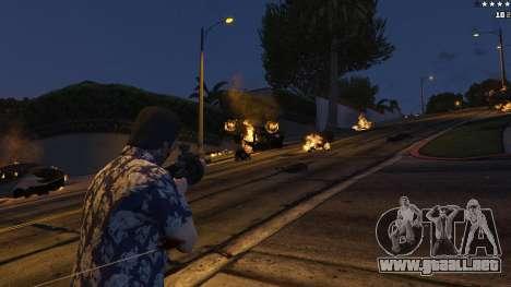 GTA 5 4K Fire Overhaul 2.0 séptima captura de pantalla