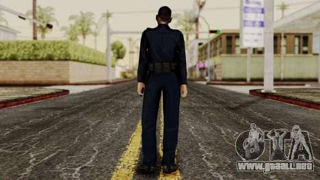 GTA 5 Cop para GTA San Andreas tercera pantalla