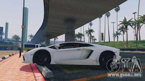 GTA 5 Realistic suspension for all cars  v1.6 tercera captura de pantalla