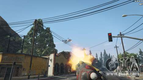 Huo Long Heater para GTA 5