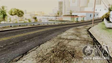 BlackRoads v1 LS Kenblock para GTA San Andreas tercera pantalla