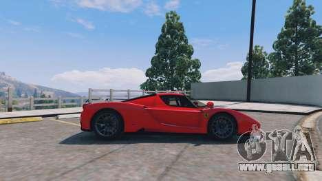 GTA 5 Ferrari Enzo v0.5 vista lateral izquierda