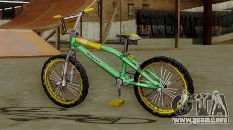BMX Race from Bully para GTA San Andreas left